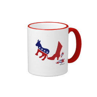 Kickin Ringer Coffee Mug