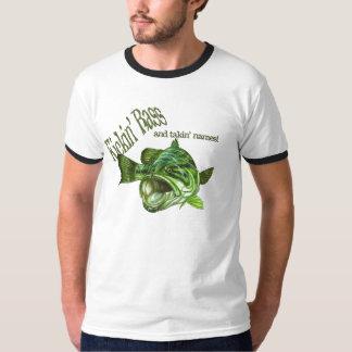 kickinbass t shirt
