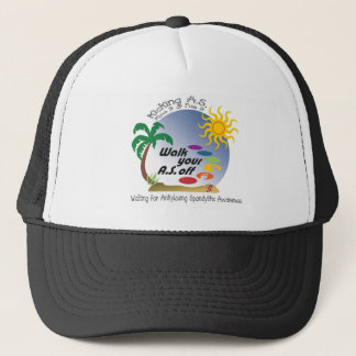 Kicking A.S. - Move It Or Fuse It Trucker Hat