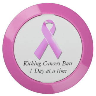 Kicking cancers butt | Personalize USB Charging Station
