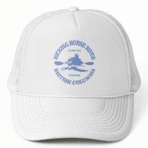 Kicking Horse River Trucker Hat