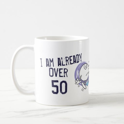 Kicking the Bucket Mug