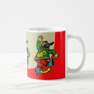 Kicking Up Your Heels Coffee Mug