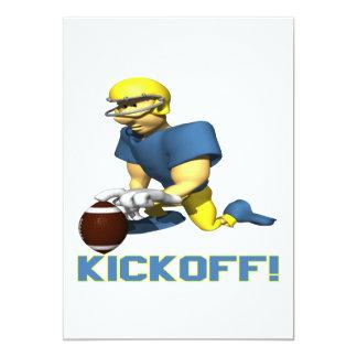 Kickoff Card