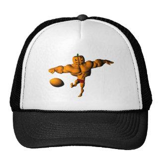 Kickoff to Halloween Night League Trucker Hat