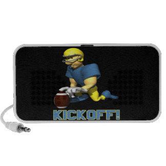 Kickoff Travel Speakers