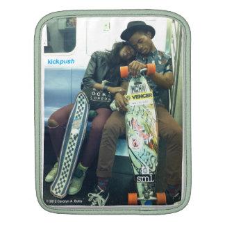 Kickpush - Young Love iPad Sleeve