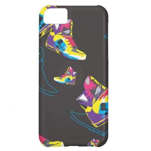 KICKS! CASE FOR iPhone 5C