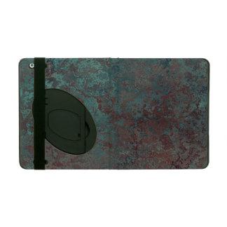"""Kickstand """"de cobre"""" del caso del iPad de Powis de"""