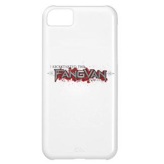 """""""Kickstarted funcionario del FangVan"""" Carcasa iPhone 5C"""
