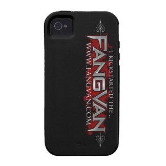 Kickstarted funcionario del FangVan Case-Mate iPhone 4 Carcasa