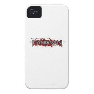 Kickstarted funcionario del FangVan iPhone 4 Case-Mate Funda