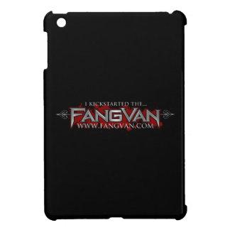 """Kickstarted funcionario del FangVan"" iPad Mini Fundas"