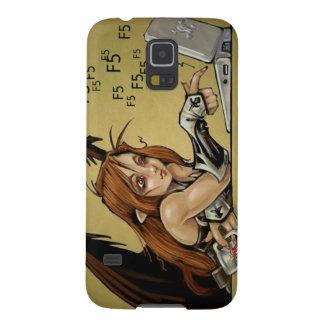 Kickstarter F Five Sophie Galaxy S5 Case