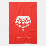 [Crown upside down]  Kicthen Towels