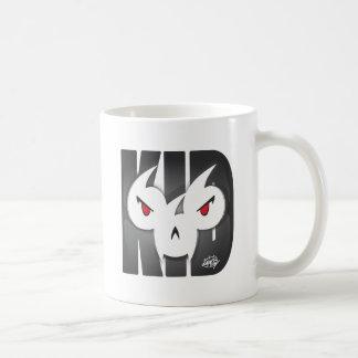 KID666 logo2010 Classic White Coffee Mug