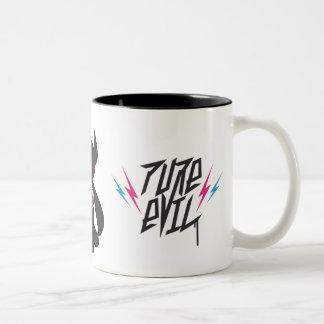 KID666 Pure Evil Two-Tone Coffee Mug