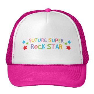 Kid_001 Mesh Hats