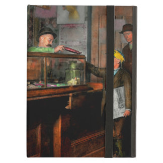 Kid - A visit to the candy store 1910 Cover For iPad Air