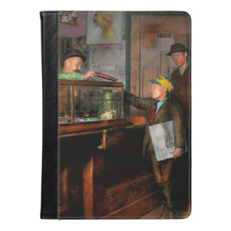 Kid - A visit to the candy store 1910 iPad Air Case