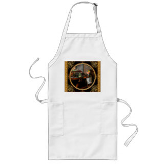 Kid - A visit to the candy store 1910 Long Apron