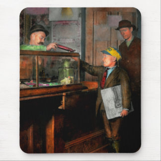 Kid - A visit to the candy store 1910 Mouse Pad