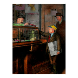 Kid - A visit to the candy store 1910 Poster