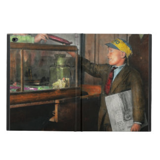 Kid - A visit to the candy store 1910 Powis iPad Air 2 Case