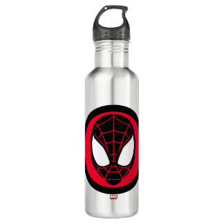 Kid Arachnid Icon Stainless Steel Water Bottle