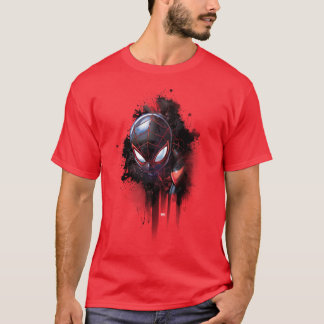 Kid Arachnid Ink Splatter T-Shirt