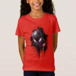 Kid Arachnid Ink Splatter T-Shirt