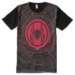 Kid Arachnid Logo All-Over-Print Shirt