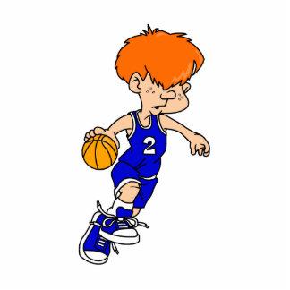 kid basketball photo cut out