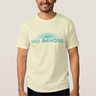 Kid Beyond Blue Logo T-Shirt