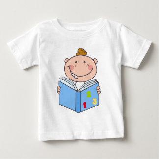 Kid Boy Reading A Book Infant T-shirt