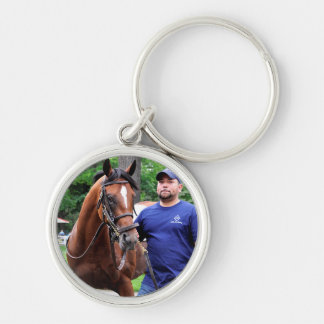 Kid Cruz at Saratoga Keychain