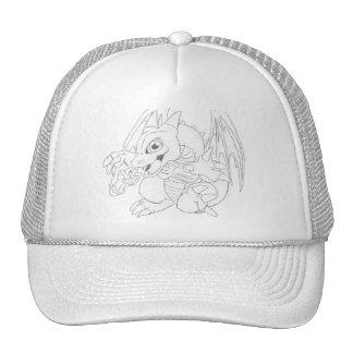 Kid Dragon Hat