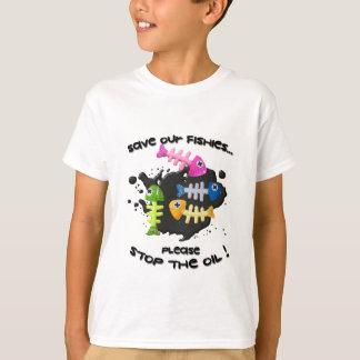 KID FISHY Causes T-Shirt