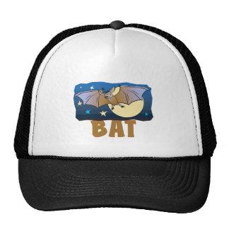 Kid Friendly Bat Mesh Hat