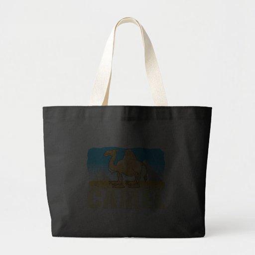 Kid Friendly Camel Canvas Bags