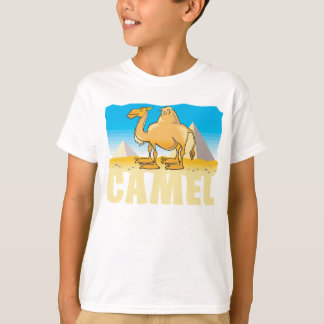 Kid Friendly Camel T-Shirt
