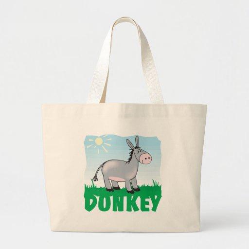 Kid Friendly Donkey Bag