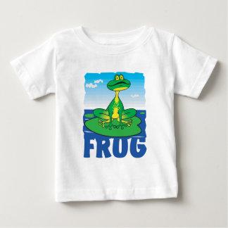 Kid Friendly Frog Baby T-Shirt