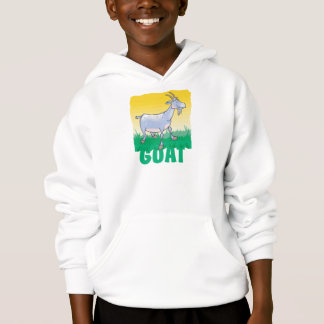 Kid Friendly Goat Hoodie