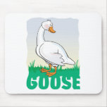 Kid Friendly Goose Mouse Pad