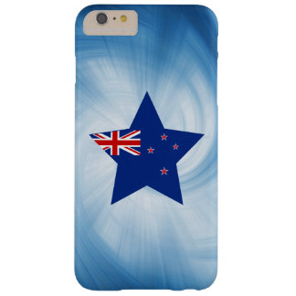 Kid Friendly New Zealand Flag Star Barely There iPhone 6 Plus Case