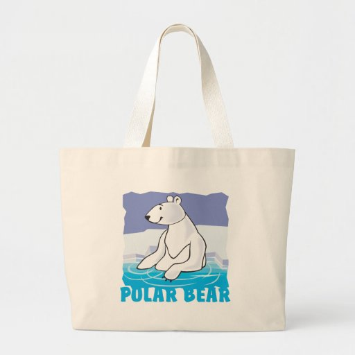 Kid Friendly Polar Bear Bags