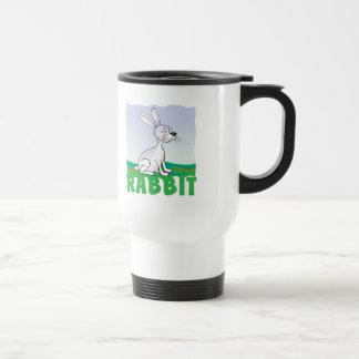 Kid Friendly Rabbit Travel Mug