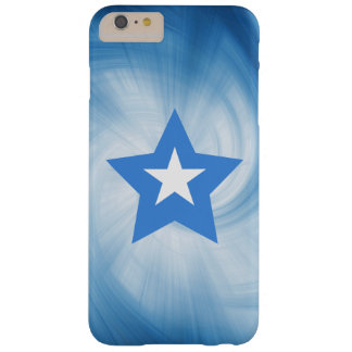 Kid Friendly Somalia Flag Star Barely There iPhone 6 Plus Case