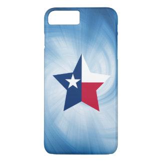 Kid Friendly Texas Flag Star iPhone 7 Plus Case